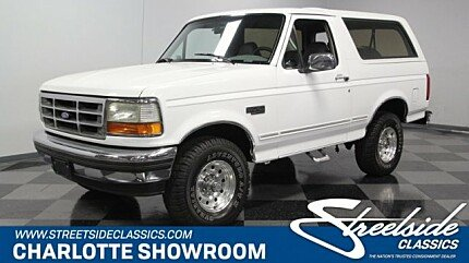 1995 Ford Bronco for sale 101040284