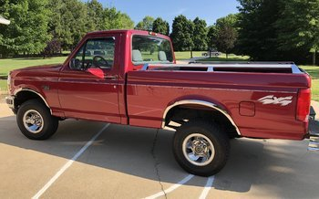 1995 Ford F150 4x4 Regular Cab for sale 100996654