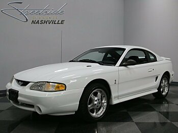 1995 Ford Mustang Cobra Coupe for sale 100850108
