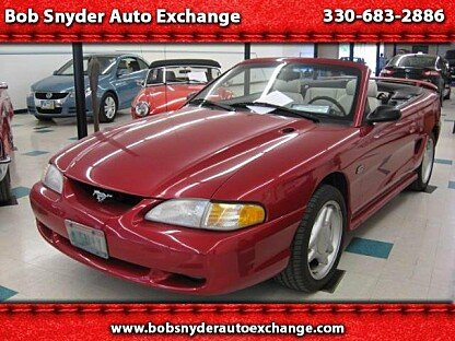 1995 Ford Mustang GT Convertible for sale 100867065