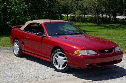 1995 Ford Mustang GT Convertible for sale 100877014