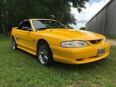 1995 Ford Mustang GT Convertible for sale 100880587