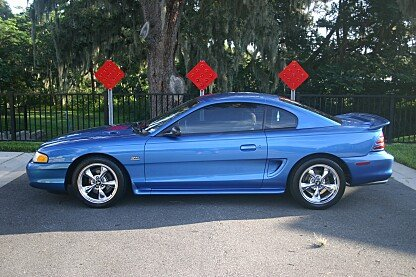 1995 Ford Mustang Coupe for sale 101002492