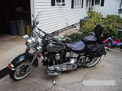 1995 Harley-Davidson Softail Heritage Special for sale 200397731