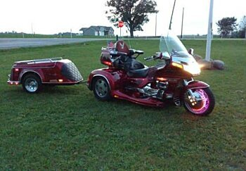 1995 Honda Gold Wing for sale 200424442
