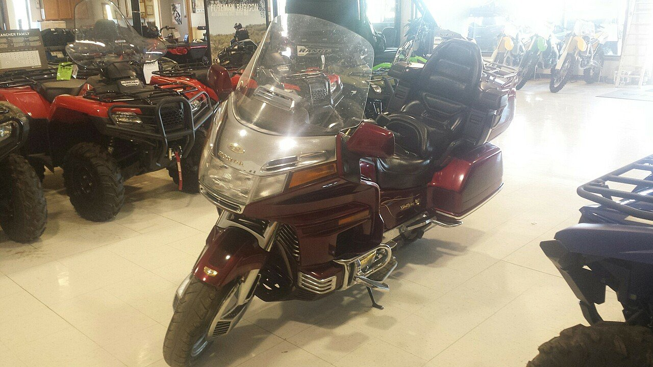 1995 Honda Gold Wing for sale 200437897