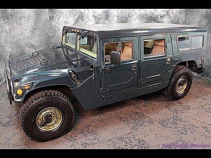 1995 Hummer H1 4-Door Wagon for sale 100872262
