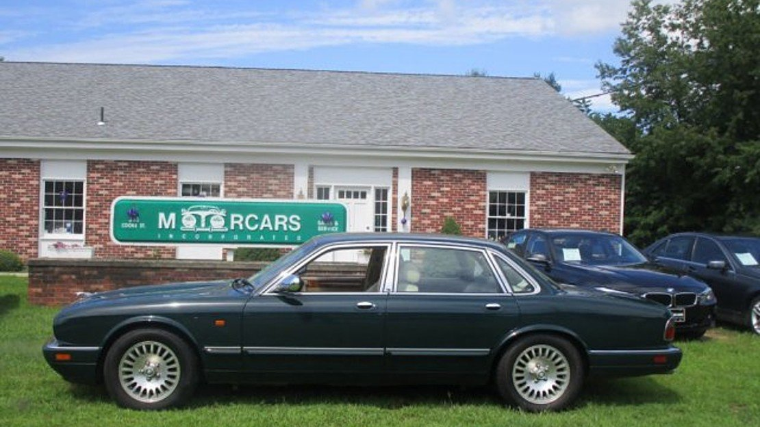 1995 Jaguar XJ12 Sedan for sale 101014502
