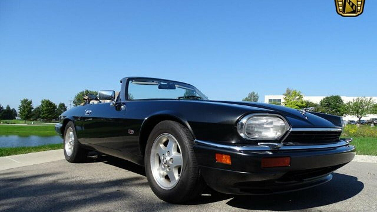1995 Jaguar Xjs V6 Convertible For Sale Near O Fallon Illinois Fuel Filter Location 101024164