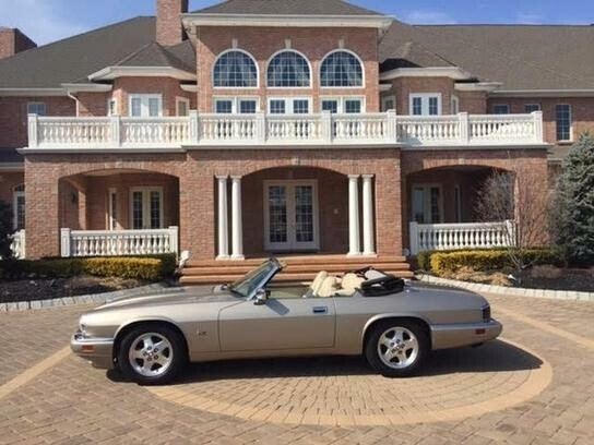 1995 Jaguar XJS V6 Convertible