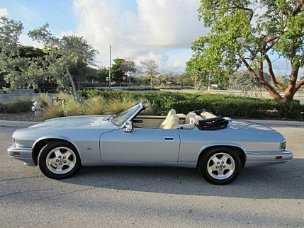 1995 Jaguar XJS V6 Convertible for sale 100995799