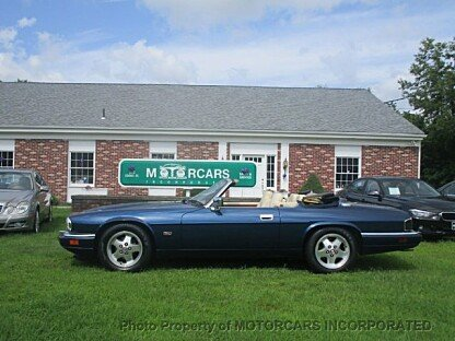 1995 Jaguar XJS V6 Convertible for sale 101017684