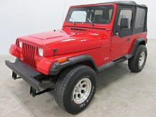 1995 Jeep Wrangler for sale 100750892