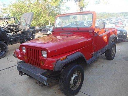 1995 Jeep Wrangler 4WD Rio Grande for sale 100799110