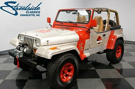 1995 Jeep Wrangler for sale 100930645