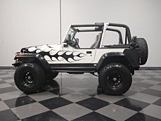1995 Jeep Wrangler 4WD Rio Grande for sale 100957177