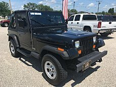 1995 Jeep Wrangler 4WD Rio Grande for sale 101000756