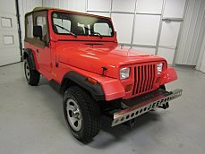 1995 Jeep Wrangler 4WD Rio Grande for sale 101013008