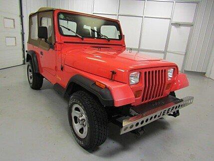 1995 Jeep Wrangler 4WD Rio Grande for sale 101013008