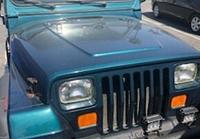 1995 Jeep Wrangler for sale 101020735