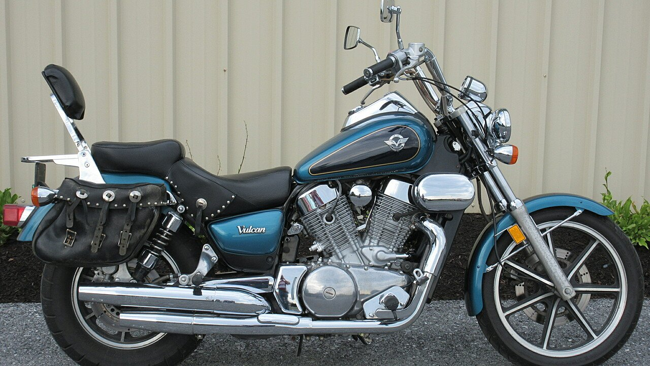 1995 kawasaki vulcan 1500 for sale near myerstown. Black Bedroom Furniture Sets. Home Design Ideas