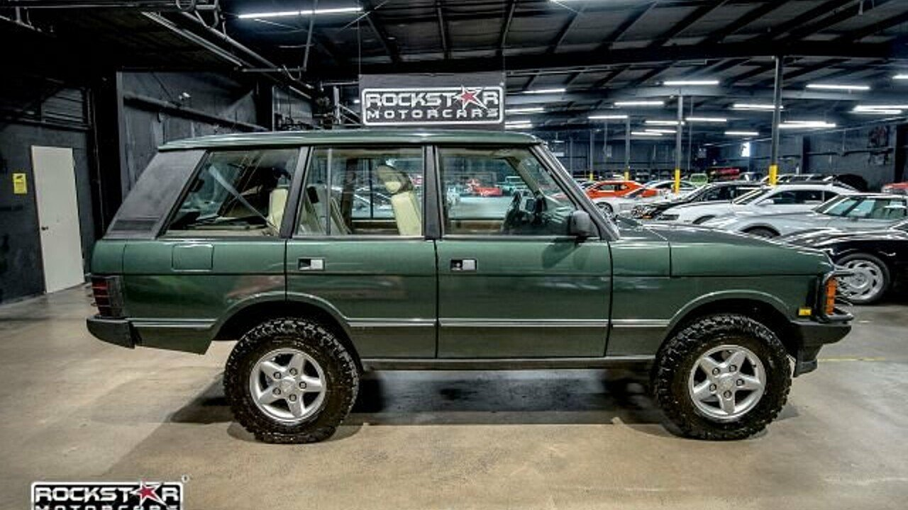 1995 Land Rover Range Rover Classic for sale 101010091