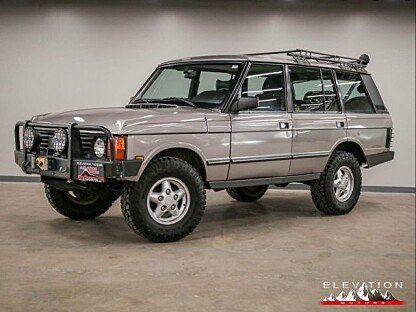 1995 Land Rover Range Rover LWB for sale 101052896