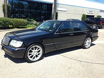 1995 Mercedes-Benz Other Mercedes-Benz Models for sale 100771353