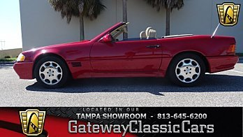 1995 Mercedes-Benz SL500 for sale 100987095