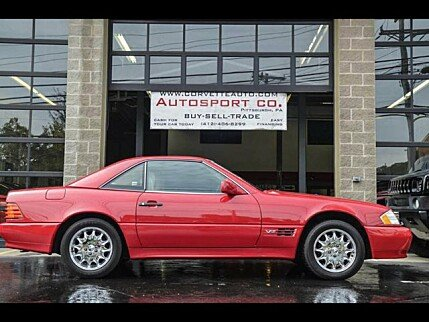 1995 Mercedes-Benz SL600 for sale 100876089