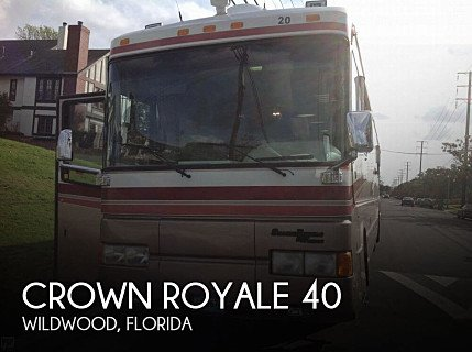 1995 Monaco Crown Royale for sale 300167249