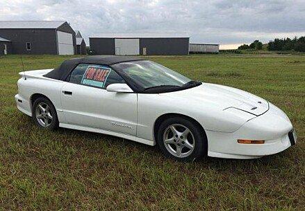 1995 Pontiac Firebird for sale 100791635