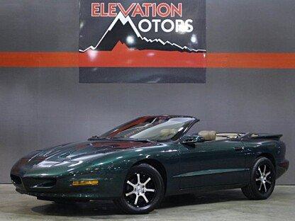 1995 Pontiac Firebird Convertible for sale 100885218