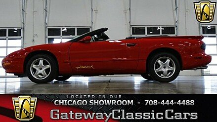 1995 Pontiac Firebird Convertible for sale 100973544