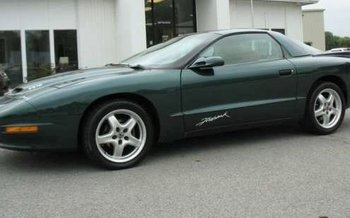 1995 Pontiac Firebird Coupe for sale 101050300