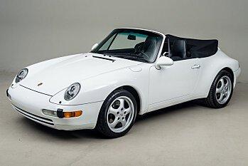 1995 Porsche 911 Cabriolet for sale 100765549
