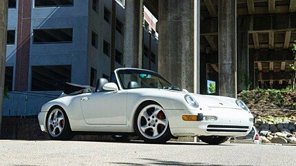 1995 Porsche 911 Cabriolet for sale 100775230