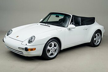 1995 Porsche 911 Cabriolet for sale 100853319