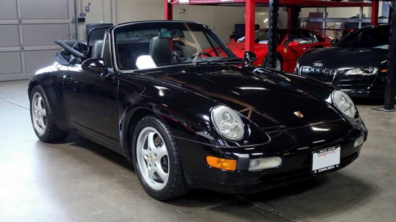 1995 Porsche 911 Cabriolet for sale 101019132