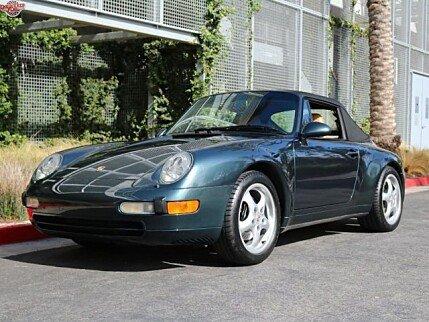 1995 Porsche 911 Cabriolet for sale 100817961