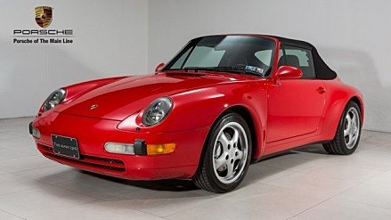 1995 Porsche 911 Cabriolet for sale 100881960