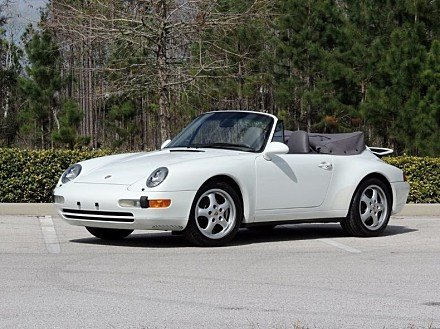 1995 Porsche 911 Cabriolet for sale 100958890