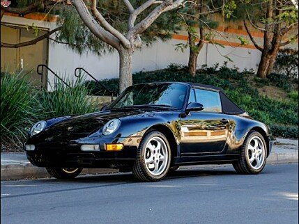 1995 Porsche 911 Cabriolet for sale 100962963