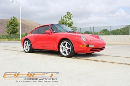 1995 Porsche 911 Coupe for sale 101000058