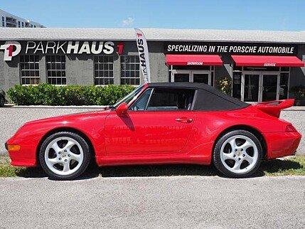 1995 Porsche 911 Cabriolet for sale 101013933
