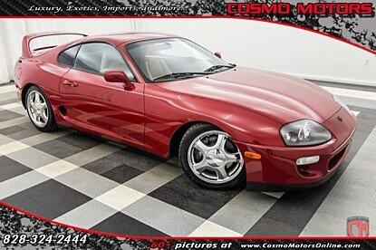 1995 Toyota Supra Turbo for sale 100952340