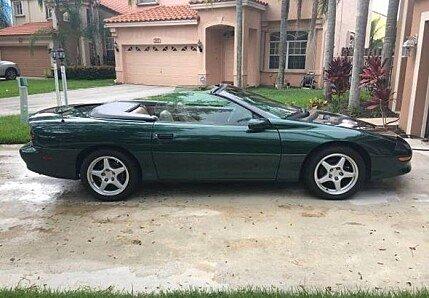 1995 chevrolet Camaro for sale 100913507