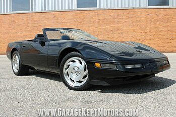 1995 chevrolet Corvette Convertible for sale 100896378