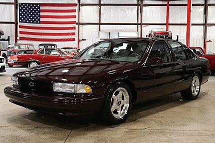 1995 chevrolet Impala SS for sale 100998599