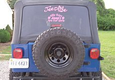 1995 jeep Wrangler for sale 100958798